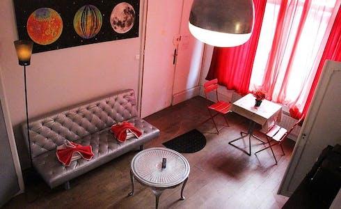 单间公寓租从17 1月 2018 (Rue de Brigode, Lille)