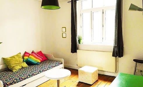 Apartment for rent from 17 Jan 2018 (Rue de l'Hôpital Militaire, Lille)