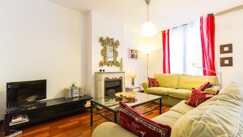 整套公寓租从19 8月 2018 (Calle del Barco, Madrid)