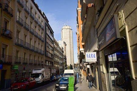 Calle de Leganitos