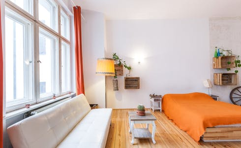 Apartment for rent from 01 Apr 2018 (Jansastraße, Berlin)