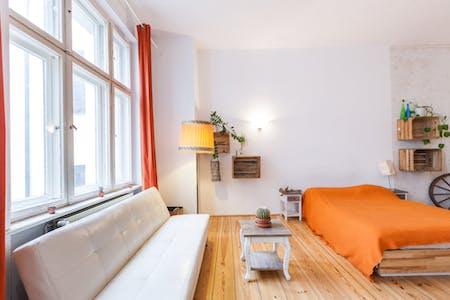 Apartment for rent from 18 Nov 2019 (Jansastraße, Berlin)