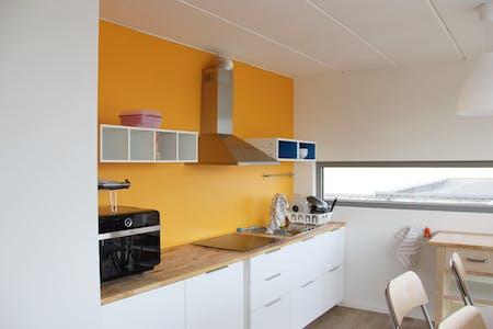 Room for rent from 20 Nov 2017  (Bergensesteenweg, Anderlecht)