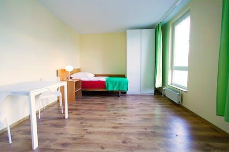 Apartment for rent from 01 Jan 2021 (Genter Straße, Berlin)