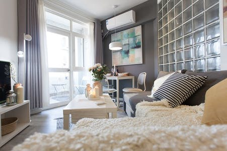 Apartamento para alugar desde 24 jun 2018 (Cao Xi Bei Lu, Shanghai Shi)