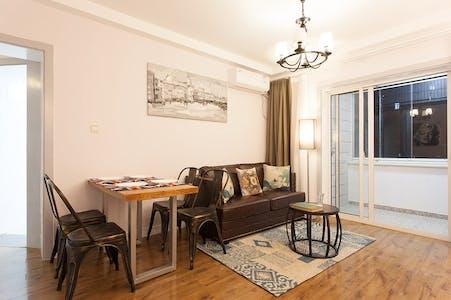 整套公寓租从19 1月 2018 (Lu Ban Lu, Shanghai Shi)