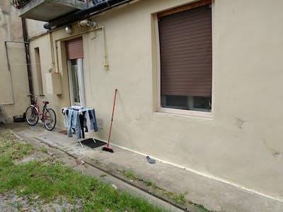 合租房间租从01 10月 2018 (Via Martiri, Pisa)