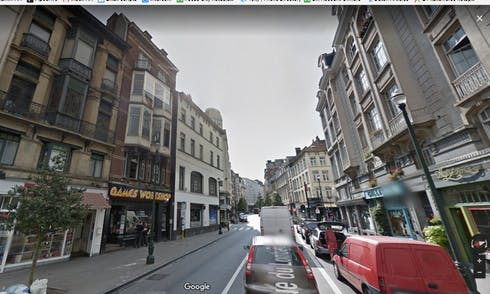 Private room for rent from 19 Sep 2019 (Rue du Lombard, Brussels)
