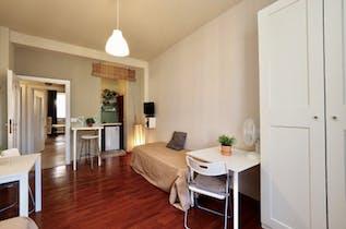 Apartamento para alugar desde 19 jul 2019 (Via Giacinto Bruzzesi, Milano)