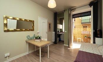 Apartment for rent from 19 Jul 2018 (Via Giacinto Bruzzesi, Milano)