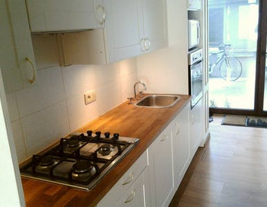 Apartment for rent from 01 Jun 2019 (Rue du Brochet, Ixelles)