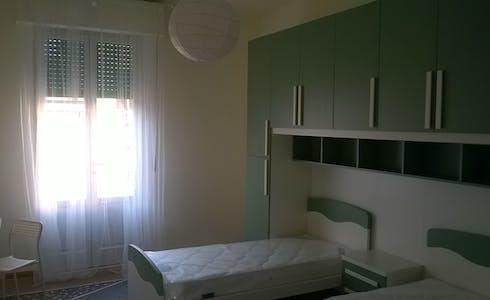 合租房间租从25 6月 2018 (Via Filippo Corridoni, Pisa)