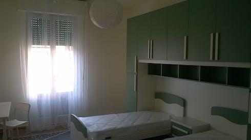 Mehrbettzimmer zur Miete ab 01 Juli 2020 (Via Filippo Corridoni, Pisa)