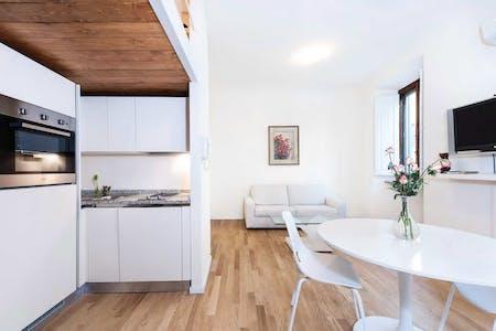Apartamento para alugar desde 01 Aug 2019 (Via della Scala, Florence)