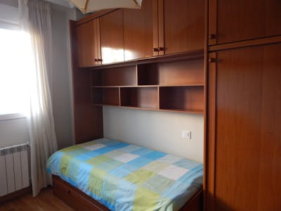 Private room for rent from 23 Nov 2019 (Calle Joaquin Rodrigo, Ávila)