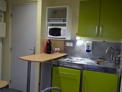 Apartment for rent from 24 May 2019 (Boulevard Thiers, Dijon)