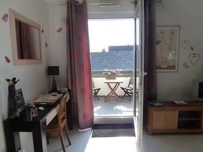 Privatzimmer zur Miete von 18 Sep 2019 (Rue de l'École, Griesheim-sur-Souffel)