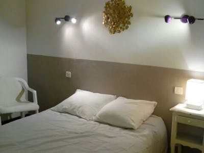 Private room for rent from 28 Aug 2019 (Rue des Tulipes, Montpellier)