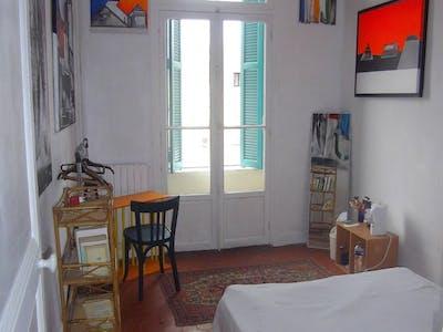 Habitación privada de alquiler desde 19 ene. 2019 (Avenue du Marechal Foch, Nice)
