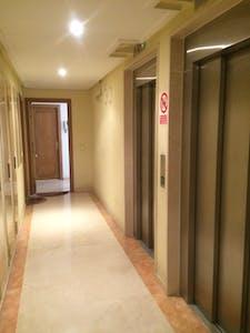 Privé kamer te huur vanaf 01 feb. 2019 (Avinguda de l'Institut Obrer de Valèncià, Valencia)
