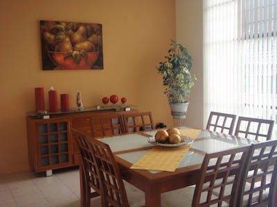 House for rent from 22 Nov 2017  (Benjamín Romero, Guadalajara)