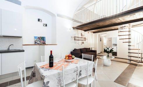 Apartment for rent from 01 Jun 2018 (Via dei Conciatori, Florence)