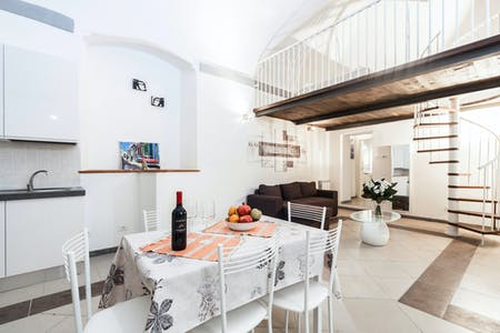 Appartement à partir du 19 juin 2018 (Via dei Conciatori, Florence)