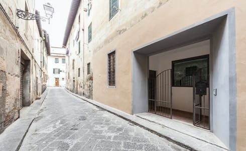 Apartment for rent from 01 Jun 2018  (Via dei Conciatori, Florence)