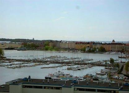 Privé kamer te huur vanaf 31 mrt. 2020 (Haapaniemenkatu, Helsinki)