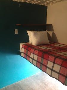Private room for rent from 16 Jul 2019 (Calle San Felipe, Guadalajara)