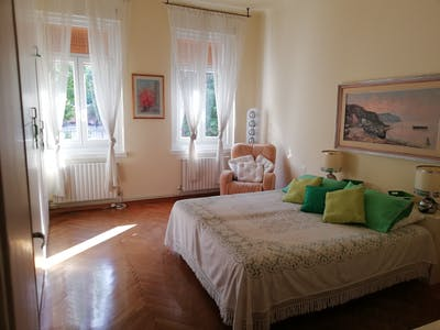 Apartment for rent from 01 Apr 2020 (Via del Ghirlandaio, Trieste)
