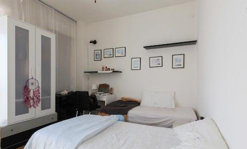 Mehrbettzimmer zur Miete ab 31 März 2020 (Alzaia Naviglio Pavese, Milan)