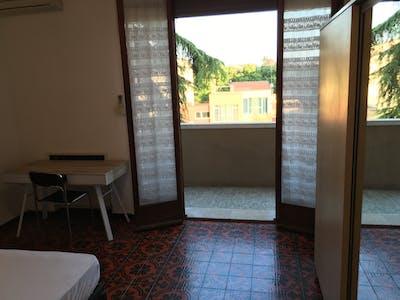 WG-Zimmer zur Miete ab 01 Aug. 2020 (Via Luigi Vestri, Bologna)