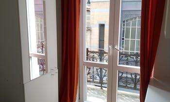 Appartement à partir du 01 août 2018 (Rue de la Constitution, Schaerbeek)