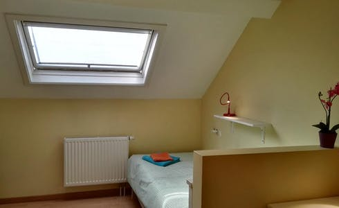 Apartment for rent from 01 May 2018 (John Waterloo Wilsonstraat, Brussels)