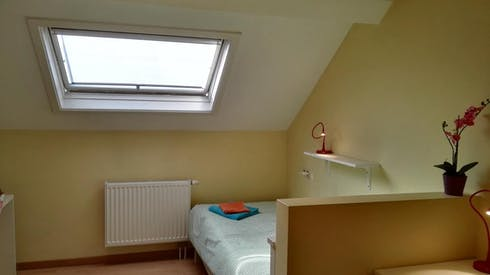 Room for rent from 17 Jan 2018  (John Waterloo Wilsonstraat, Brussels)