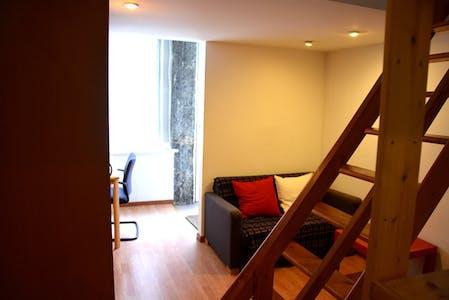 Apartment for rent from 02 Jul 2020 (Rue de la Constitution, Schaerbeek)