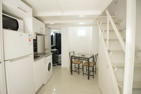 Wohnung zur Miete von 03 Jun 2019 (Calle Garellano, Madrid)
