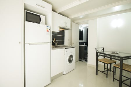 Apartment for rent from 17 May 2020 (Calle Garellano, Madrid)