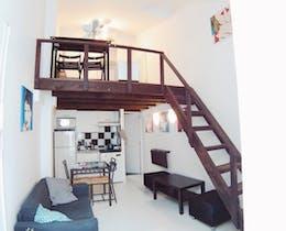 Wohnung zur Miete von 01 Aug. 2019 (Calle del Capitán Blanco Argibay, Madrid)