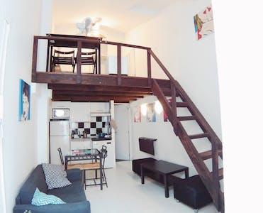 Appartement te huur vanaf 01 aug. 2019 (Calle del Capitán Blanco Argibay, Madrid)