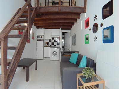 Apartment for rent from 02 Jul 2020 (Calle del Capitán Blanco Argibay, Madrid)