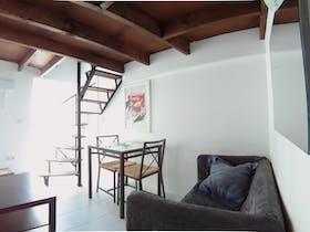Wohnung zur Miete von 24 Sep. 2018 (Calle del Capitán Blanco Argibay, Madrid)
