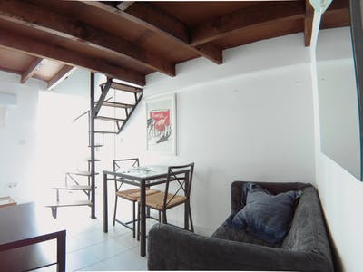 Apartment for rent from 05 Apr 2020 (Calle del Capitán Blanco Argibay, Madrid)