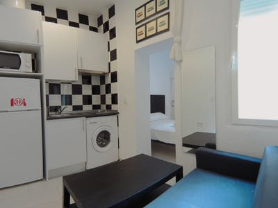 Apartment for rent from 19 Jan 2019 (Calle Rodrigo Uhagón, Madrid)