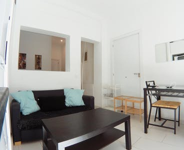 Apartment for rent from 01 Feb 2020 (Calle Rodrigo Uhagón, Madrid)