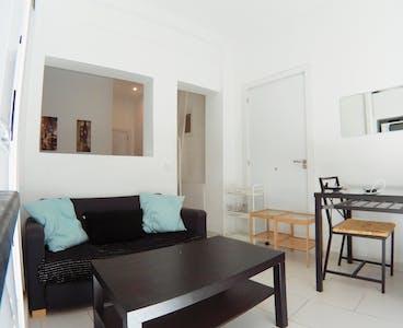 Wohnung zur Miete von 17 Jun 2019 (Calle Rodrigo Uhagón, Madrid)