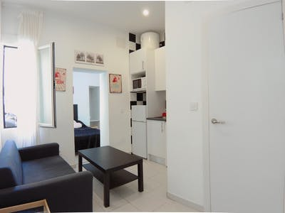 Apartment for rent from 21 Feb 2019 (Calle Rodrigo Uhagón, Madrid)