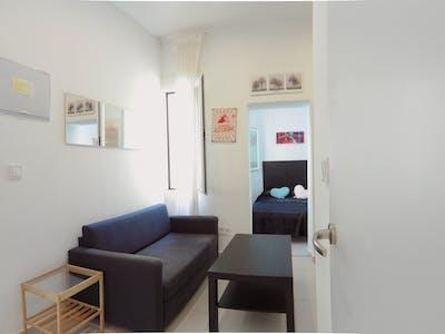 Apartment for rent from 29 Apr 2020 (Calle Rodrigo Uhagón, Madrid)