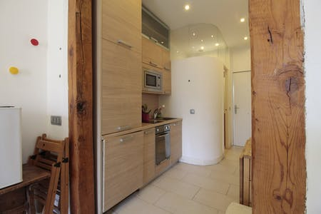 Apartment for rent from 24 Aug 2019 (Calle de Sagasta, Madrid)
